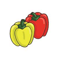 semena za zelenjavni vrt, semena zelenjave, profesionalna semena za vrtičkarje, semena za vrt, Agrotech - Paprike